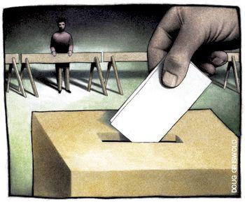 No-vote Doug Griswold