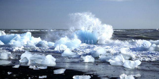 arktik topljenje