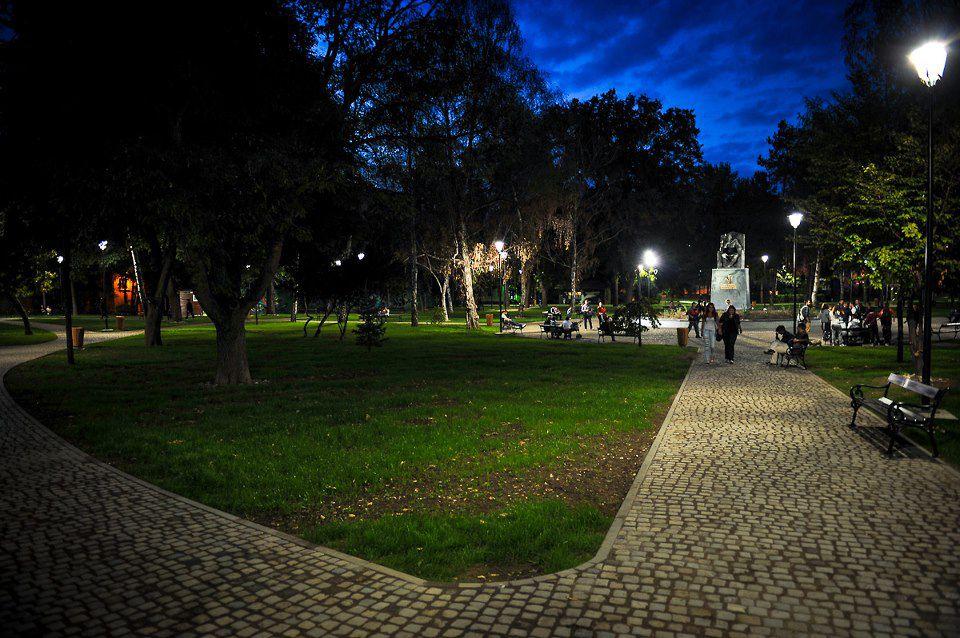 park-nocna