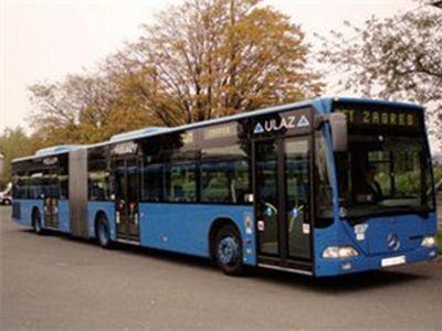 bus zagreb