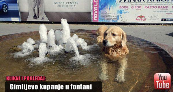 gimli-kupanje