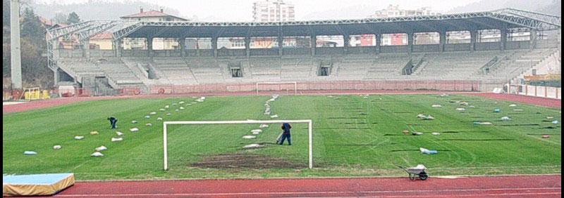 stadion tusanj radovi