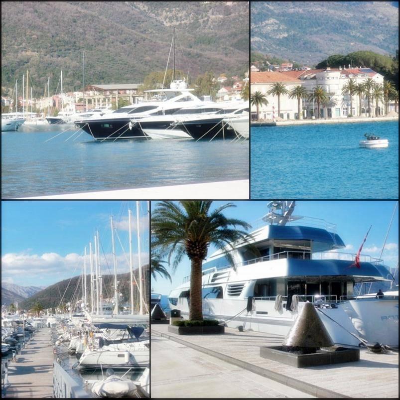 Najveća marina u Evropi za megajahte, spoj luksuza i prirode – Porto Monteneg...
