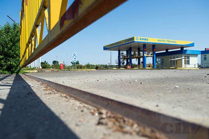 Iz Zovkinog terminala u Orašju je nestalo gorivo vrijedno 3,2 miliona KM. Kasnije je ova firma Vladi Federacije BiH nudila ovu nekretninu kako bi prebila dug za potrošeno gorivo. (Foto: CIN)