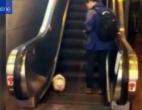 borba-sa-stepenicama-pas-nije-odustao-dok-ga-vlasnik-nije-spasio