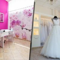 Novo u Tuzli: Otvoren ekskluzivni salon vjenčanica i salon ljepote Nautilus Studio Wedding & Beauty (FOTO)