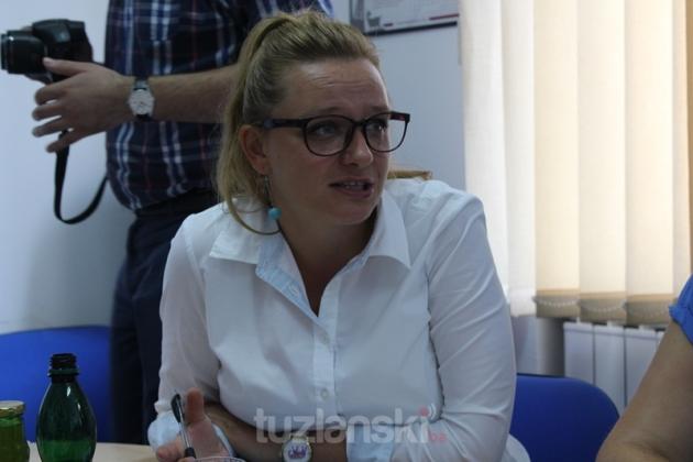 Maja Okanović, koordinator projekta