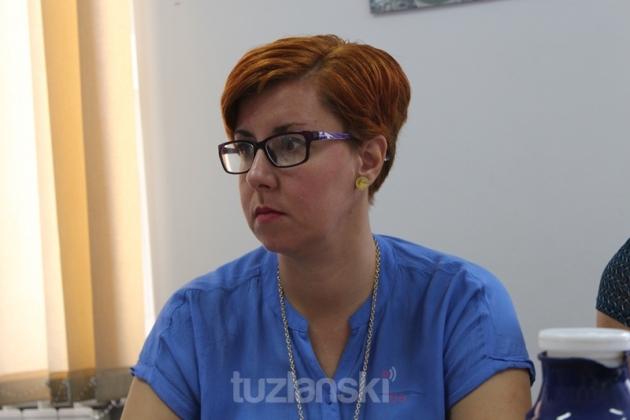 Lejla Mehanović, koordinator projekta