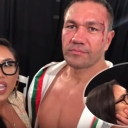 Poznati bokser nakon pobjede i pitanja o Furyju poljubio novinarku u usta usred intervjua (VIDEO)