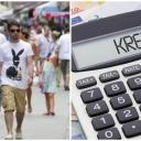 Građani BiH se sve više zadužuju kako bi preživjeli: Za 5 godina kreditni dug porastao za 600 KM