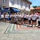 "Počast tuzlanskoj mladosti: Atletičari i rekreatvici po peti put trčali maraton na relaciji ""Srebrenik – Tuzla"" (FOTO)"