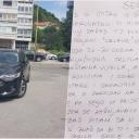 Tuzla: Zbog nepropisnog parkiranja za brisačem pronašao pismo…