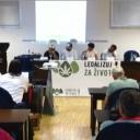 U Tuzli održana tribina 'Legalizujte kanabis u medicinske svrhe'