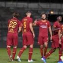 Džeko u odličnoj formi: Jučer produžio ugovor, večeras postigao novi gol za Romu