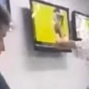 Čekao Manchester za 11.000 eura, nakon Pogbinog promašaja razbio TV