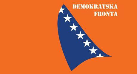 demokratska fronta zastava