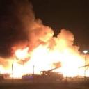U Švedskoj izgorjela džamija, požar podmetnut