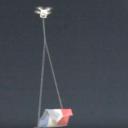 Dron sa zastavom tzv. Herceg-Bosne letio iznad stadiona u Mostaru za vrijeme derbija (VIDEO)