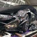 Kamion prevozio skupocjeni automobil i učestvovao u saobraćajnoj nesreći: Šteta na automobilu ogromna