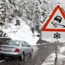 Radi poledice nužna oprezna vožnja na putevima u BiH