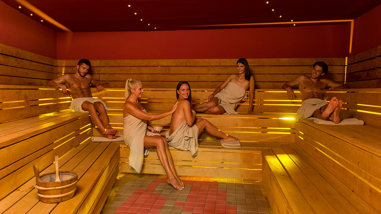 В бане в сауне ххх честно