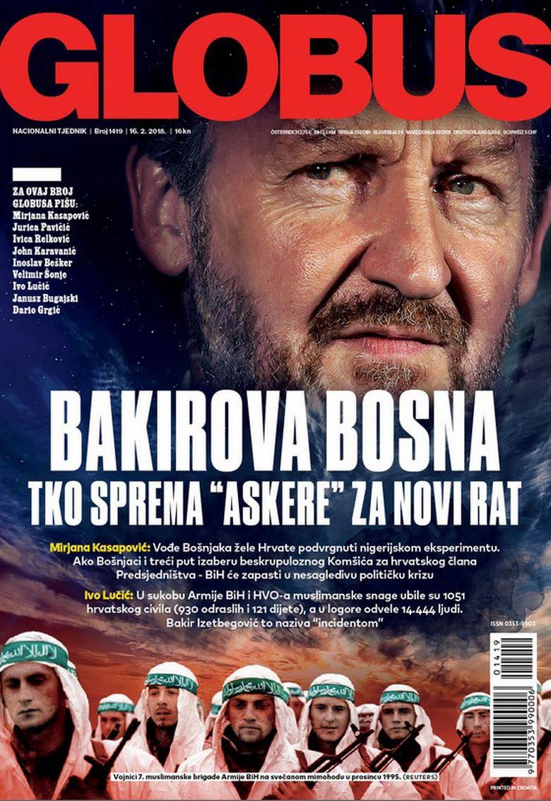 Globus: Ko sprema Askere za novi rat u BiH | Tuzlanski.ba