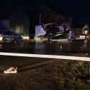 Stravična nesreća kod Nove Gradiške: Bračni par ispao iz kombija, trudnici se ljekari bore za život