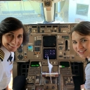 'Pilotiranje je porodični posao': Mama i kći su viralna senzacija (FOTO)