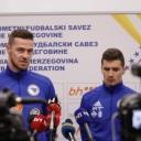 Dobra atmosfera u reprezentaciji BiH, uvjereni u pozitivan rezultat