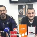 Nalić i Salihović složni: Protiv Sarajeva motiva neće nedostajati