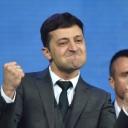 Dominantna pobjeda: Komičar pomeo aktuelnog predsjednika na izborima u Ukrajini