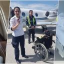 Dječak Mak Hasić prebačen specijalnim sanitetskim avionom u Tursku
