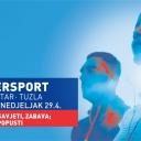 Otvorenje novog koncepta trgovine INTERSPORT u Mercator Centru u Tuzli