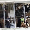 Nove tri ekplozije na Šri Lanki