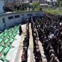 Kolektivna dženaza u Vlasenici za 21 žrtvu ratnog zločina