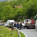 Normalizovano saobraćanje na M-17 Jablanica-Mostar nakon uviđaja