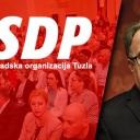 Klub vijećnica i vijećnika SDP-a u GV Tuzla: Na unutarstranačkim izborima našu podršku ima Nermin Nikšić