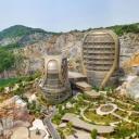 Grandiozan i spektakularan: Jedinstveni hotel u obliku košnice