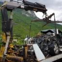 Mostar: U teškoj saobraćajnoj nesreći  poginuo 62-godišnji Banjalučanin