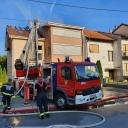 Mladi vatrogasac preminuo uslijed teških ozljeda u gašenju požara
