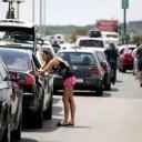 Pojačan promet na izlazu iz BiH na GP Izačić i Hum