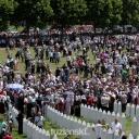 Majke Srebrenice i Žepe uputile inicijativu za postavljanje 'stuba srama' u Potočarima