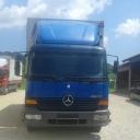 U Gračanici trajno oduzet kamion Mercedes Benz Atego