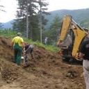 Višegrad: Ekshumirani posmrtni ostaci šest osoba