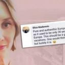 Hrvatska diplomatkinja tvrdi da joj je profil na Facebooku hakiran