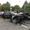 Policijska potjera: Pobjegao, zabio se u dva automobila i usmrtio jednog vozača