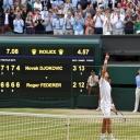Federer, Đoković: Mladi ih ne mogu prestići zbog mobitela