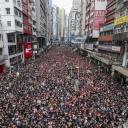 Masovni protesti u Hong Kongu okupili 1,7 miliona ljudi