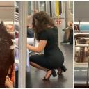 """Snimio i objavio atraktivnu """"selfie"""" djevojku u metrou, a onda dobio njen odgovor na Twitteru"""