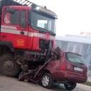 Direktan sudar kamiona i automobila: Poginula jedna osoba na putu Vitez – Travnik